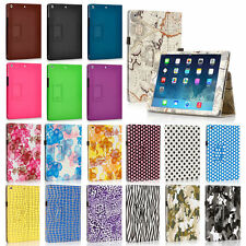 Folio PU Leather Case Cover With Stand For Apple iPad 1 1st Generation