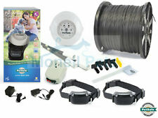 Petsafe YardMax Rechargeable In-Ground Dog Fence 3 Acre 14 Gauge Wire 2 Dogs