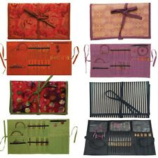 KnitPro Fabric Assorted Needles Case & Accessories