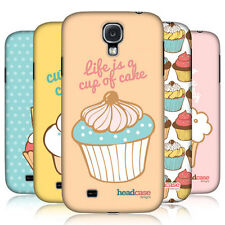 HEAD CASE DESIGNS CUPCAKES HARD BACK CASE COVER FOR SAMSUNG GALAXY S4 I9500