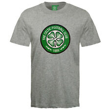 Celtic FC Official Football Gift Mens Crest T-Shirt (RRP £14.99!)