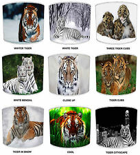 Tigers & Cubs Lamp Shades Fits Table Lampshades Or Ceiling Light Shades Pendants
