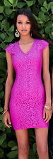 LILLY PULITZER SELASSIE LACE DRESS 2,4,6,10,14 VA VOOM PURPLE BAMBOO GEO LACE