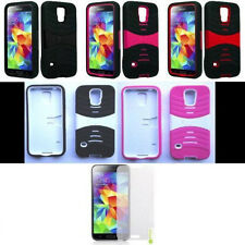 Phone Cover AMROR U-CASE for Samsung Galaxy S5 SM-G900R7 (Virgin Mobile / Boost)