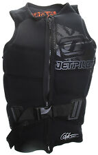 Jet Pilot Chris O'Shea Comp Wakeboard Vest Stealth Mens