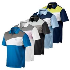 2014 Oakley Greene Funky Mens Golf Polo Shirt