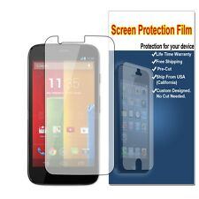 HD Crystal Clear Screen Protector Shield Saver For Android Motorola Moto G X1032