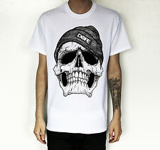 DOPE SKULL TSHIRT HYPE HIPSTER SWAG MENS URBAN FASHION OUTFITTERS T-SHIRT