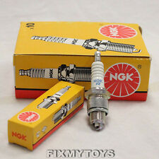 10pk NGK Spark Plugs BPMR6A #6726 for Jonsered Poulan Chainsaws Trimmers +More