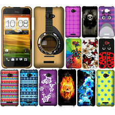 For Verizon HTC DROID DNA 6435 INCREDIBLE X Case Accessory HARD Cover Turtle
