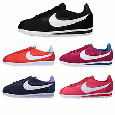 Nike Wmns Classic Cortez Nylon 2014 Womens Running Shoes Trainer Sneakers Pick 1