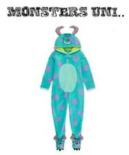 ★ Boys Girls DISNEY SULLEY MONSTERS INC SULLY Sleepsuit Primark Ages UK 5-13 ★