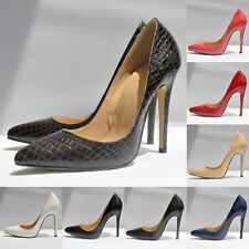 2014 WOMENS HIGH HEELS POINTED CORSET STYLE WORK PUMPS COURT SHOES SIZE US4-11