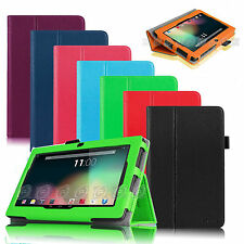 "Folio Case Cover For iRulu 7"" , Alldaymall, FONESO HH017 7 "" Android Tablet PC"