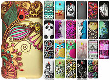 For Nokia Lumia 1320 Rubberized Hard Case Snap on Phone Cover + Screen Protector