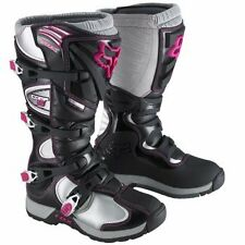 FOX RACING WOMENS COMP 5 MOTOCROSS BOOTS LADIES GIRLS MX ENDURO QUAD TRAIL