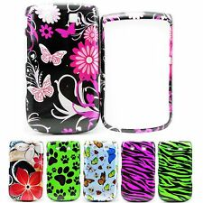 Smart Plastic Hard Phone Shell Case Cover Protective For BlackBerry Torch 9800