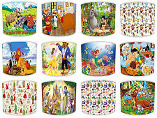 Children`s Fairy Tales Story Table Lamp Shades or Ceiling Lights Shades Pendants