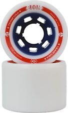 Atom Boom Team USA Edition Roller Skate Wheels 62mm X 44mm or 59mm X 38mm 8 Pack