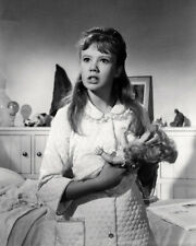 HAYLEY MILLS HOLDING DOLL PHOTO OR POSTER