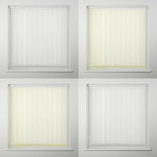 Universal Fabric Vertical Blinds