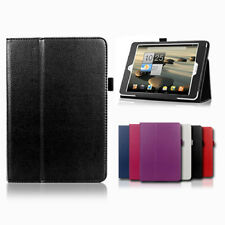 "Ultra Slim Leather Case Folio Cover Stand For 7.9"" Acer Iconia A1-830 Tablet"