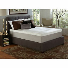 Slumber Solutions Choose Your Comfort 12-inch Queen-size Memory Foam Mattress