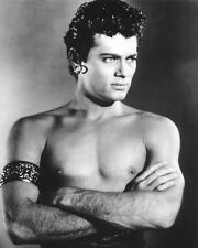 TONY CURTIS BARECHESTED HUNKY BEEFCAKE PHOTO OR POSTER