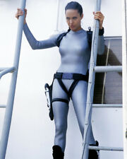 ANGELINA JOLIE LARA CROFT TOMB RAIDER SEXY SKIN TIGHT WETSUIT PHOTO OR POSTER