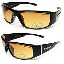 Xloop Hd Vision Black High Definition Anti Glare Lens Sunglasses - Free Pouch!