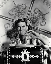 ROD TAYLOR THE TIME MACHINE SITTING AT CONTROLS PHOTO OR POSTER