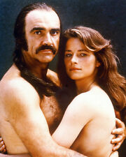 ZARDOZ COLOR SEAN CONNERY CHARLOTTE RAMPLING PHOTO OR POSTER