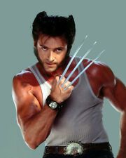 HUGH JACKMAN X-MEN AS WOLVERINE WITH KNIVES PHOTO OR POSTER