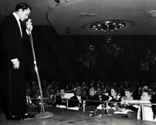 FRANK SINATRA CLASSIC ON STAGE IN CONCERT CIRCA 50'S PHOTO OR POSTER