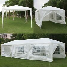 10' 20' 30' Outdoor Party Tent Garden Wedding Gazebo Pavilion Patio Canopy