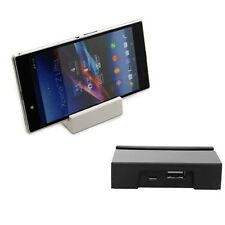 Magnetic Charging Dock Charger For Sony  Xperia Z1 ZU Z1S Z1 Compact mini Z2