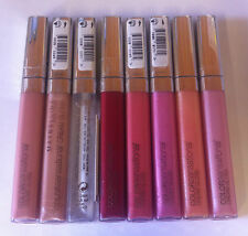 MAYBELLINE COLOUR SENSATIONAL CREAM LIP GLOSS BRAND NEW **CHOOSE SHADE**
