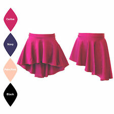 BN CHILDRENS GIRLS WOMENS TAPERED CIRCULAR SKIRT - DANCE/BALLET/LATIN/TAP/PARTY