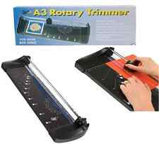 A3 A4 Precision Guillotine Paper Photo Card Cutters Arts & Crafts Rotary Trimmer