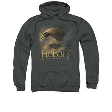 The Hobbit Desolation of Smaug Movie Great Eagle Adult Pull-Over Hoodie