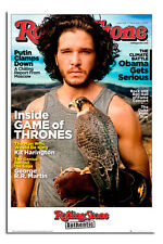 Rolling Stone Kit Harington Game Of Thrones Cover Poster New