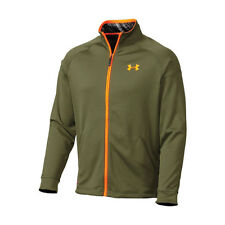 Under Armour Men's Combine Training Knit Warm-Up Jacket Long Sleeve