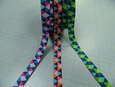 "Hamburger Love ""Ribbon Weaving"" Mini Hex Per 50 Cm"