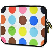 """AMZER 7.75"""" UNIVERSAL STYLISH NEOPRENE SLEEVE POUCH COVER FOR TABLET NETBOOK"""