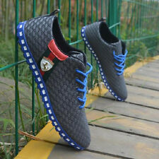 2014 New Men Summer fresh ventilate Cavans Casual Lace up Loafers Slip on Shoes