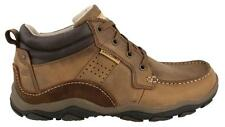 Skechers Bolland-Taber Lace-Up Boot Leather Mens Ankle Boots