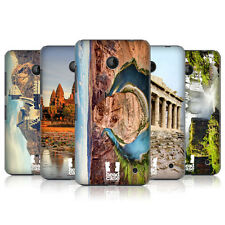 HEAD CASE FAMOUS LANDMARKS PROTECTIVE COVER FOR NOKIA LUMIA 630