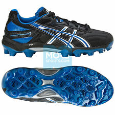 ASICS MENS LETHAL ULTIMATE IGS 7 BLACK BOOTS - NEW RUGBY FOOTBALL SOCCER GAELIC