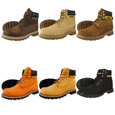 Caterpillar Colorado Stiefel Neuheit Herbst/Winter 2014 Herren Echtleder CAT