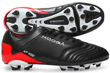Kooga KP 4000 Moulded Rugby Boots Black/Red/White